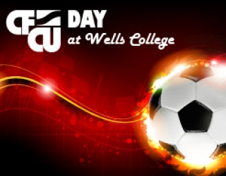 CFCU Day Wells College Soccer