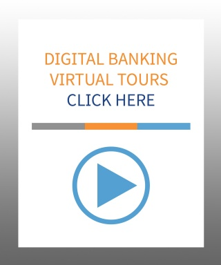 digital banking virtual tours